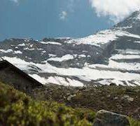Kinder wandern zu Berghütten zur Geraer Hütte foto (c) Deutscher Alpenverein