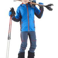 Kinder Skitouren Bekleidung von Vaude foto (c) Vaude