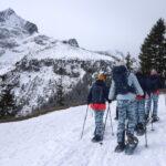 Kinder wandern mit Schneeschuhen: Tipps von Experten und Tourenvorschläge