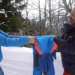 Kinder Outdoor Test: Jack Wolfskin Kids Snowsuit