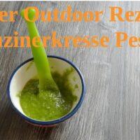 Kinder Outdoor Rezept Kapuzinerkresse Pesto foto (c) kinderoutdoor.de