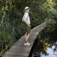 Outdoor Kleidung von Jack Wolfskin schützt vor Mosquito foto (c) Jack Wolfskin