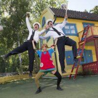Kinder Outdoor Abenteuer in Schweden Foto: ÖrjanKarlsson/Astrid Lindgrens Värld