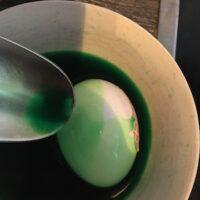 Osterier natürlich färben. foto (c) kinderoutdoor.de