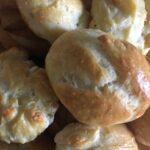 Kinder Hütten Rezept: Osterhasenbrötchen