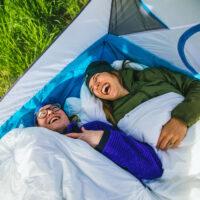 Nachhaltige Outdoor Schlafsäcke von Mountain Hardwear foto (c) MHW