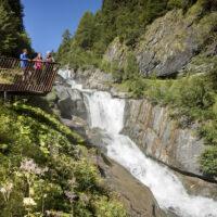 Weitwandern mit dern Familie in Osttirol foto (c) Nationalpark hohe Tauern / Matrin Lugger