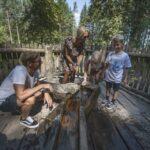 Kinderspielplatz in den Bergen: Auenland in Tirol