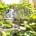 Familien Outdoor in Schweden: frisk luft!