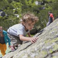 Kinder Outdoor Klettern: Galtür bietet mehr foto (c) TVB Paznaun-Ischgl
