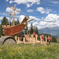 Outdoor Familien Urlaub in Serfaus-Fiss-Ladis foto (c) Andreas Kirschner