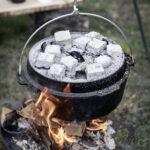 Kinder Outdoor kochen: Topfentlich die richtige Ausrüstung