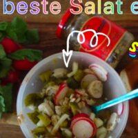 Kinder Outdoor Rezepte bayerischer Salat foto (c) Kinderoutdoor.de