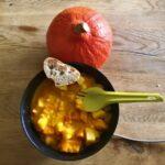 Halloween Kürbis Rezept für Kinder🎃: Kochen am Lagerfeuer🔥