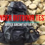 Kinder Outdoor Test: Deuter Rucksack Aircontact 55 + 10 im Dauertest