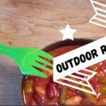 Outdoor Rezepte Bohneneintopf nach Cowboy-Art