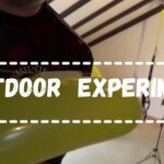 Outdoor Experimente: Die Raketenbahn