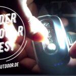 Kinder Outdoor Test: Stirnlampe Black Diamond Sprinter 275 getestet