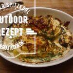 Outdoor Kochen mit Kindern: Spitzkohl geht immer!