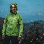Outdoor Kleidung von Columbia: Von Regen schlechtes Wetter!