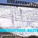 Basteln mit Outdoor Kindern: Eiszapfen Xylophon