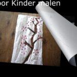 Kinder Outdoor malen