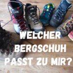 Kinder Outdoor Tipps: Richtige Wanderschuhe finden