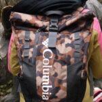 Kinder Outdoor Test: Columbia Convey 25L Rolltop Rucksack