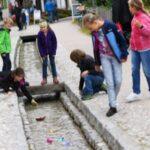 Kinder Schnitzeljagd im Karwendel!
