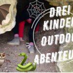 Kinder Outdoor Abenteuer: Höhlen!