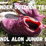 Kinder Outdoor Test Meindl Alon Junior GTX Wanderschuhe tested on Tour