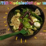 Kinder Outdoor Rezept: Nudelsalat