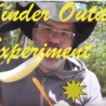 Kinder Outdoor Experiment: Zaubern!!!