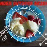 Kinder Outdoor Rezept: Holunder Eis