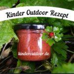 Kinder Outdoor Rezepte: Walderdbeeren