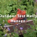 Kinder Outdoor Test Helly Hansen Cascade