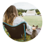 Outdoor Stuhl von Helinox: Bluesign!